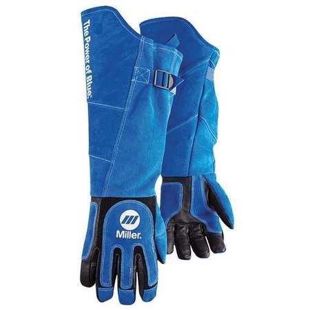(Miller 263342 Arc Armor Heavy Duty MIG/Stick Welding Glove 21