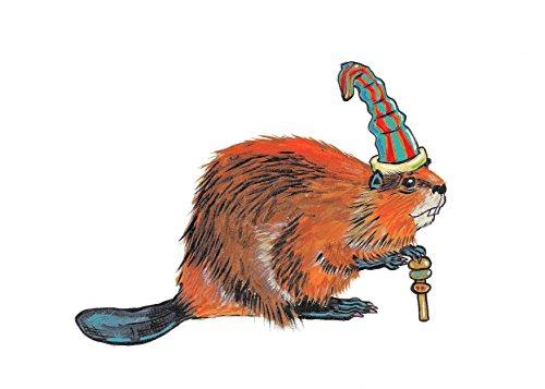 Beaver Magician