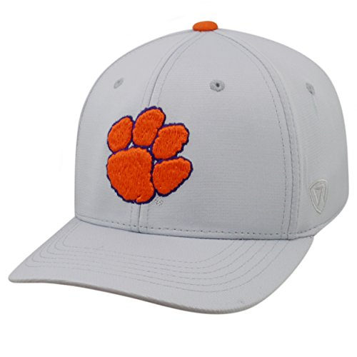 - Top of the World Clemson Tigers Official NCAA One Fit Impact Hat 057149