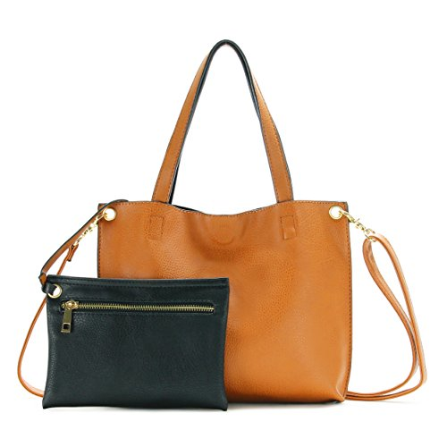 Vegan Leather Handbags - 2