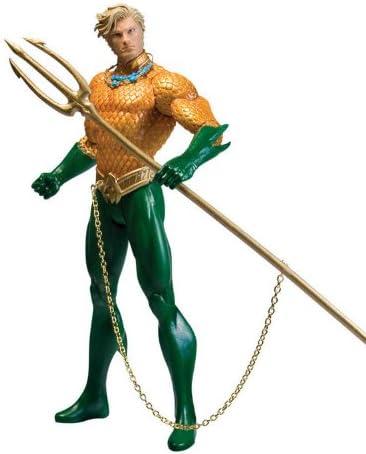 Boneco Aquaman Dc Comics Essentials Dc Collectibles Figura