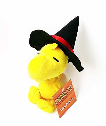 Peanuts Woodstock Witch 6'' Plush ()
