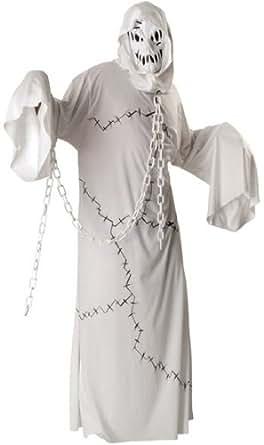 Rubie's Costume Cool Ghoul Costume, White, Standard
