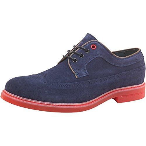 Bleu Juppita Chaussures Pour Marinerouge Ted Homme 2 Baker SqCqgx5aw