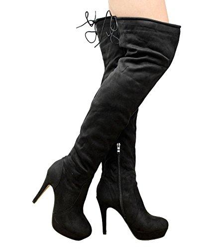 Bottes femme Styles Saute Saute Styles Bottes cuissardes cuissardes 7Hqwp86KZ