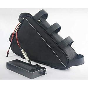 41GN rq4czL. SS300 tzipower 36V 15AH Portaborraccia batteria E-Bike e Bike Bicicletta elettrica batteria agli ioni di litio cornice Kit Conversione