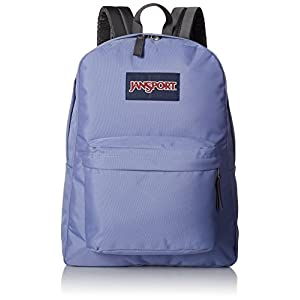 JanSport SuperBreak Backpack (Bleached Denim)