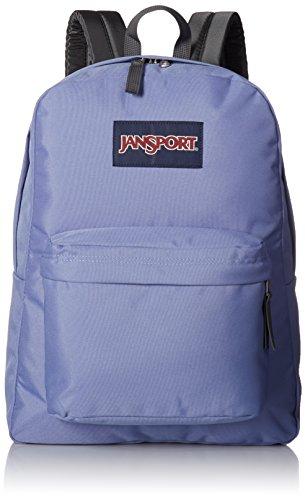 JanSport SuperBreak Backpack (Bleached - Bleached Jeans