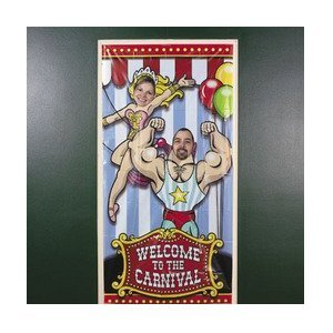 Fun Express Fun Express Under the Big Top Photo Door Banner -