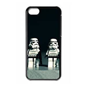 Star Wars iPhone 5c Cell Phone Case Black W2278367