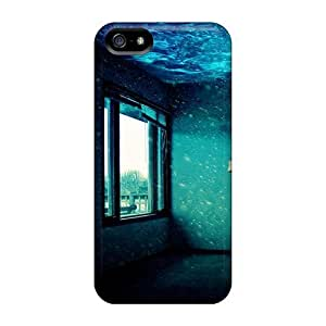 BBj9948KGax Tpu Cases Skin Protector For Iphone 5/5s 3d Girl Under Water With Nice Appearance