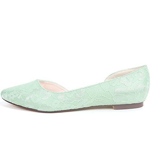 Zapatos Boda Puntera 35 noche Plataforma De Chunky 0 6cm Purple Mujer yc Cerrado High L Heels 42 8xTn5W