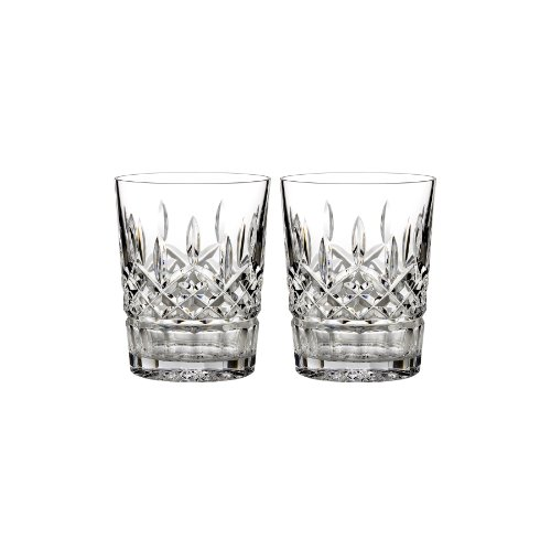 Waterford Lismore 12 oz Double Old Fashioned, Set of (Waterford Crystal Old Fashioned Glass)