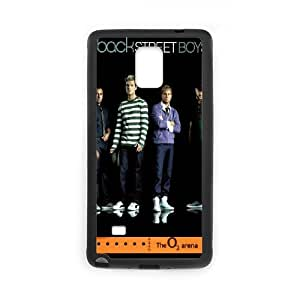 Custom Cover Case Fashion Backstreet Boys Time For Samsung Galaxy Note 4 N9100 SXSWA947605
