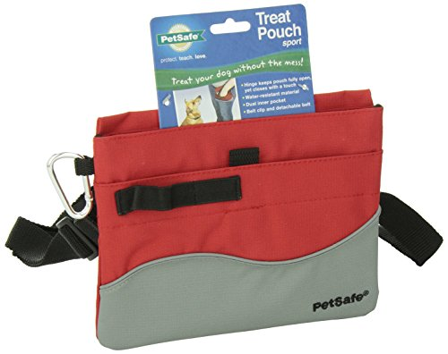 Premier Pet PetSafe Treat Pouch Sport, Red