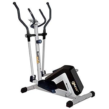 Gymline bicicleta estática elíptica magnético ex-80 (bicicleta estática)/Magnetic Elliptical Trainer