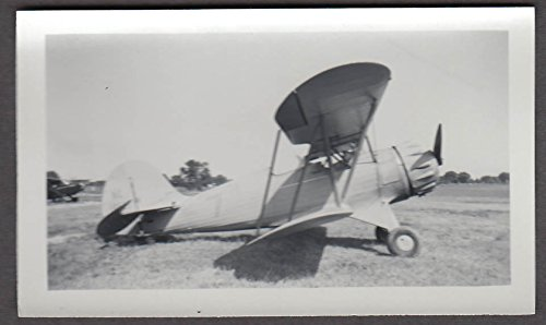 1935 Waco UMF airplane photo N14627 for sale  Delivered anywhere in USA