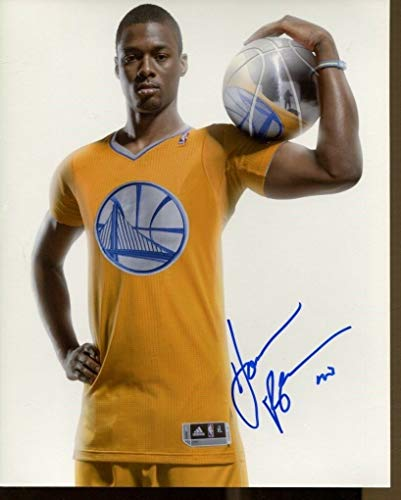 Harrison Barnes Signed Photo 8x10 Autographed Golden State Warriors 39336