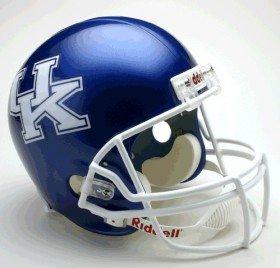 Riddell Kentucky Wildcats Deluxe Replica Helmet - Kentucky Wildcats One Size