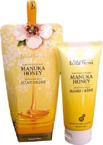 Wild Ferns Manuka Honey Hand Cream - 9