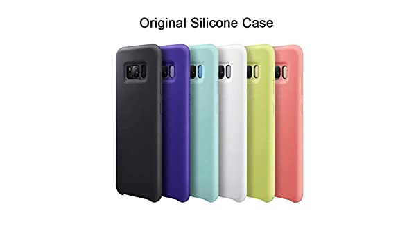 Amazon.com: Luxury Original Official Silicone Case for ...
