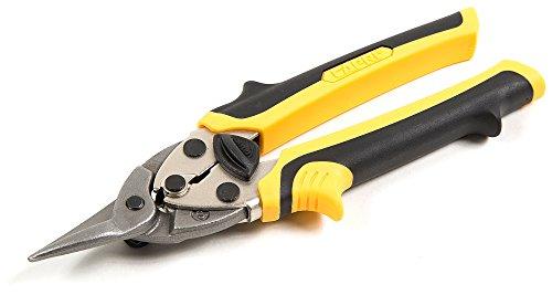 Heavy Tin (Capri Tools 40208 Aviation Tin Snips, 7