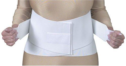 UPC 041298064022, Duro-Med 12 Lumbar/Sacral Belt Flex, White, X-Large