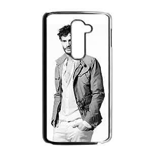 LG G2 Cell Phone Case Black Jamie Dornan qxpt