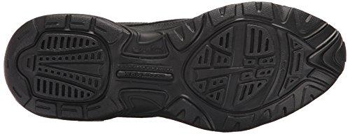 3a8e20929 Reebok Men's Walk Ultra V DMX MAX 2E Shoe, Black-Wide e, 7 US - Buy ...