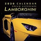 2020 Calendar Dream Supercars Lamborghini: 2020
