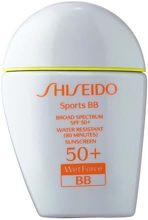 Shiseido Sports BB Broad Spectrum SPF 50+ WetForce (Dark)
