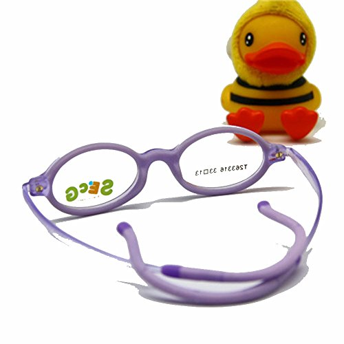 3132467833 EnzoDate Optical Baby Eyeglasses with Ear Hook Size 33mm