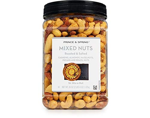 Cheap Prince & Spring Mixed Nuts Roasted & Salted 36 oz