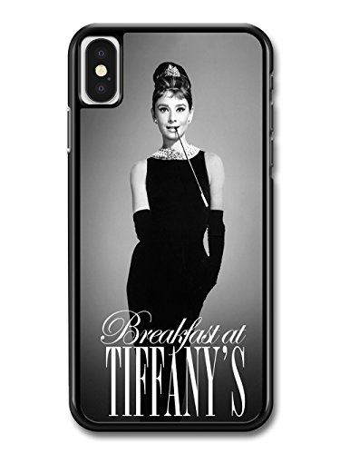 Audrey Hepburn Breakfast at Tiffany's case for iPhone - Policy Tiffany Return