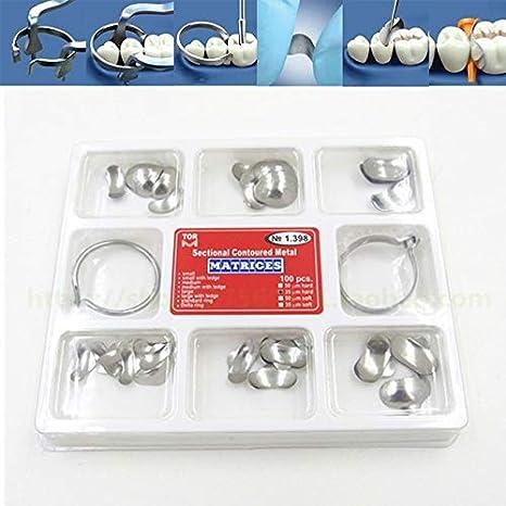 Buy World 2 homeNew 100Pcs/Set Dental Sectional Contoured