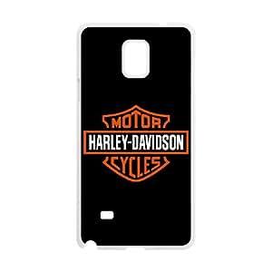 Harley-Davidson theme pattern design For Samsung Galaxy Note 4 Phone Case