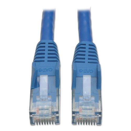 (TRIPP LITE 10ft Cat6 Patch Cable RJ45M/RJ45M Blue)