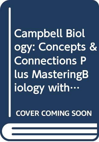 Campbell Biology: Concepts & Connections Plus MasteringBiology with eText Package and $10 iClicker Student Mail-In R