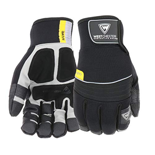 West Chester 96650 Pro Series Yeti Waterproof Winter Work Gloves: Large, 1 Pair