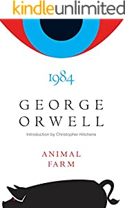 Animal Farm and 1984 (English Edition)