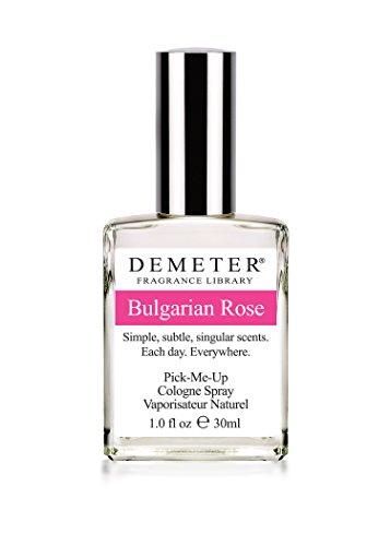 Demeter 1oz Cologne Spray - Bulgarian (Liquid Rose Perfume)