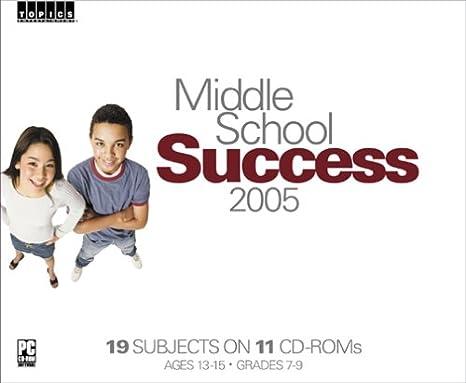 Amazon.com: Middle School Success 2005