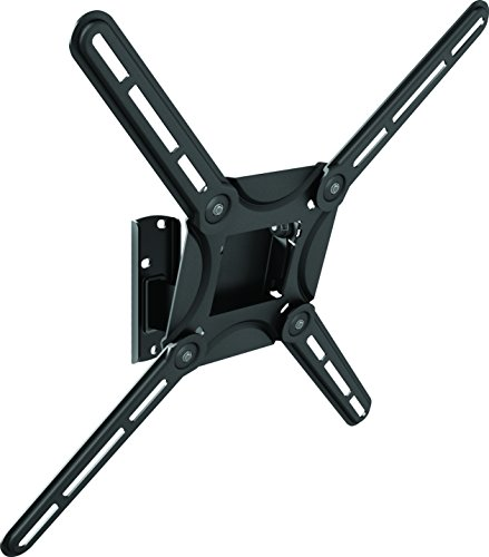Barkan Patented Swivel & Tilt Curved/Flat TV Wall Mount for 29
