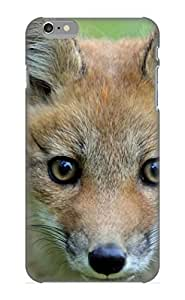TYH - High Quality Ijskgl-3327-iyszgxd Animal Fox Tpu Case For ipod Touch4 phone case