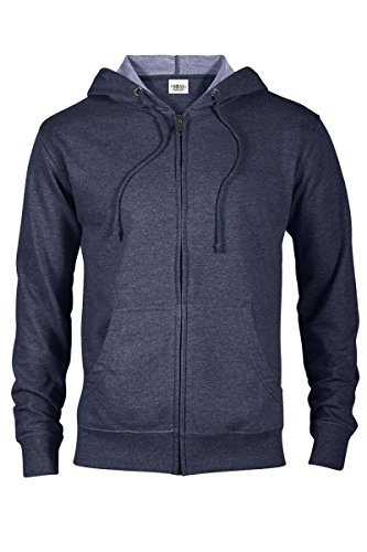 Zipper Hoodie Sweatshirt - 9