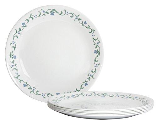 Corelle Livingware Country Cottage Dinner Plate Set, 26cm, Set of 6 Price & Reviews
