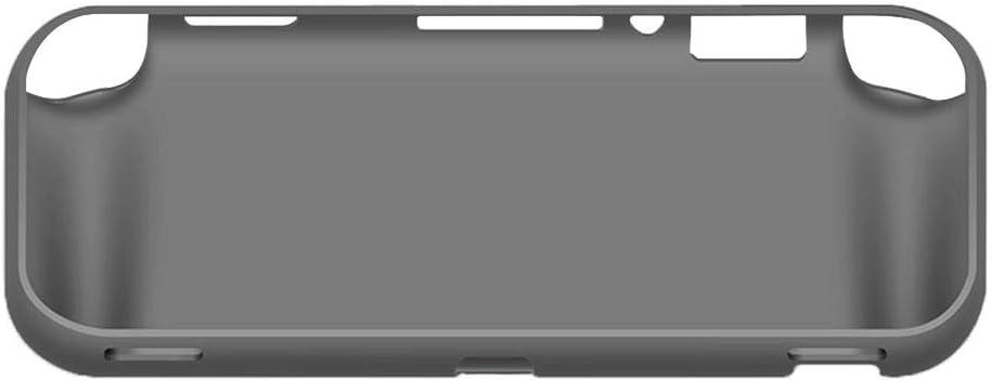 Funda protectora para Nintendo Switch, consola de juegos, protección con 4 ranuras para tarjetas, compatible con Switch Lite: Amazon.es: Electrónica