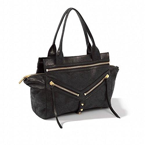 Botkier Women's Trigger Small Satchel Bag One Size Black