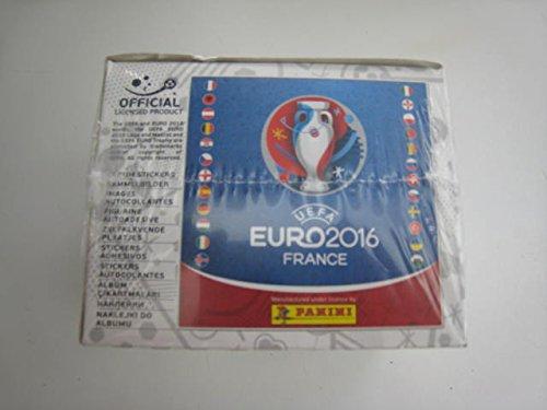 PANINI Euro France 2016 Album + 100 stickers packs