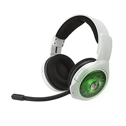 PDP Afterglow AG 9+ Prismatic True Wireless Headset for Xbox One - White